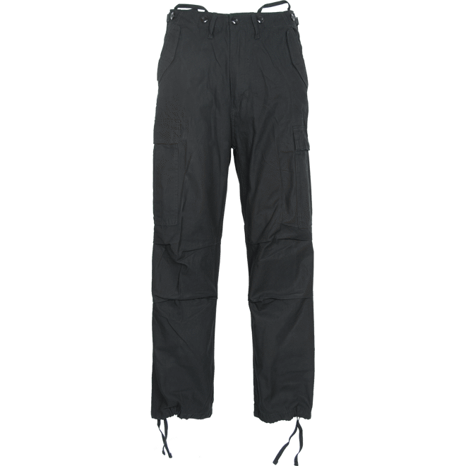 Brandit Kalhoty M65 Vintage Trouser černé M