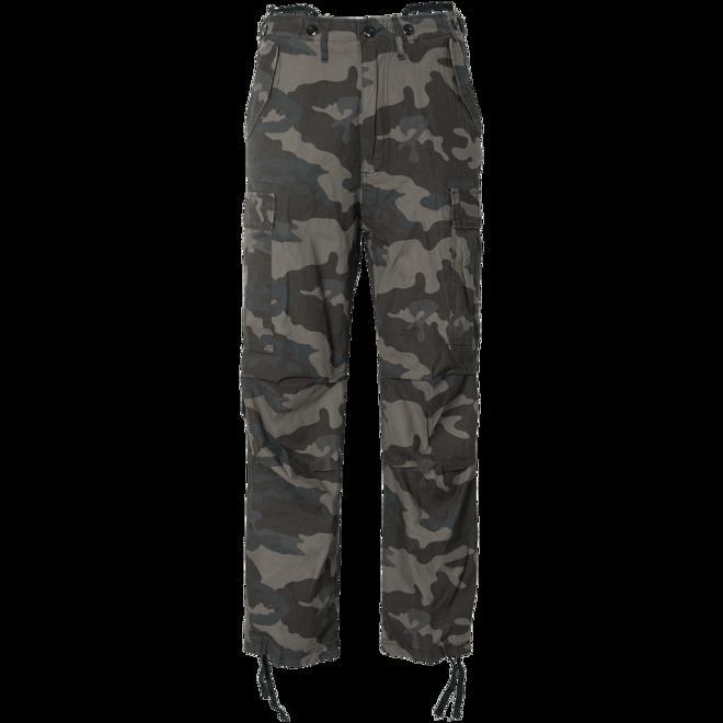 Brandit Kalhoty M65 Vintage Trouser darkcamo XL
