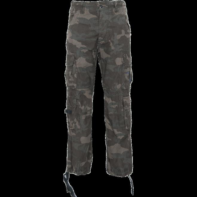 Levně Brandit Kalhoty Pure Vintage Trouser darkcamo XL