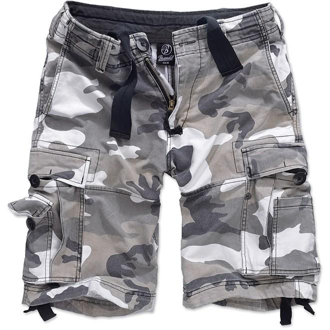 Brandit Kalhoty krátké Vintage Classic Shorts metro 5XL