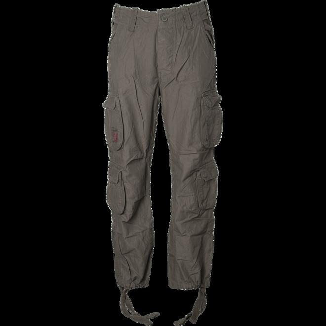 Surplus Kalhoty Airborne Vintage olivové L