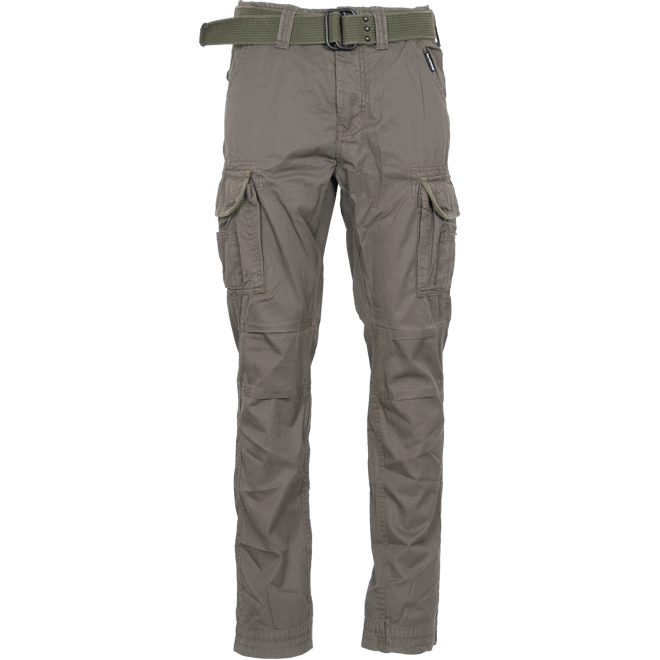 Surplus Kalhoty Premium Slimmy olivové S