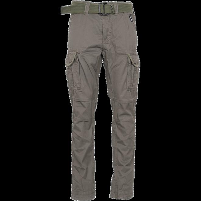Surplus Kalhoty Premium Slimmy olivové XXL