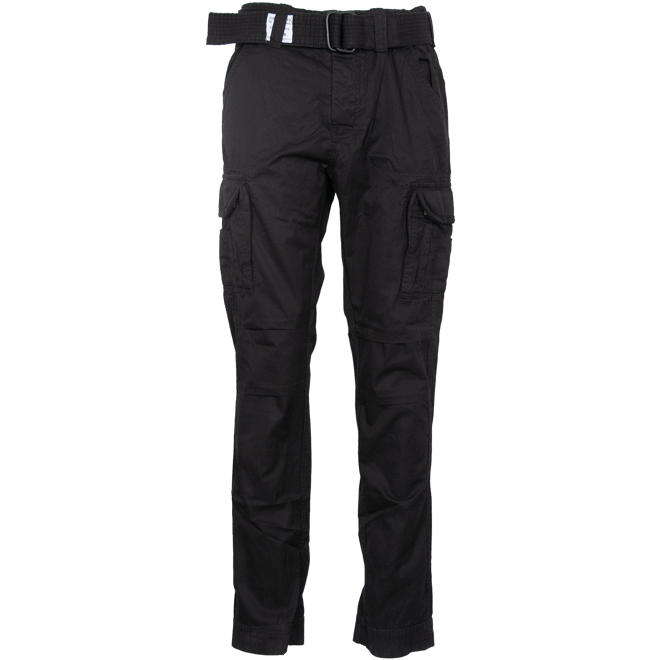 Surplus Kalhoty Premium Vintage černé 7XL