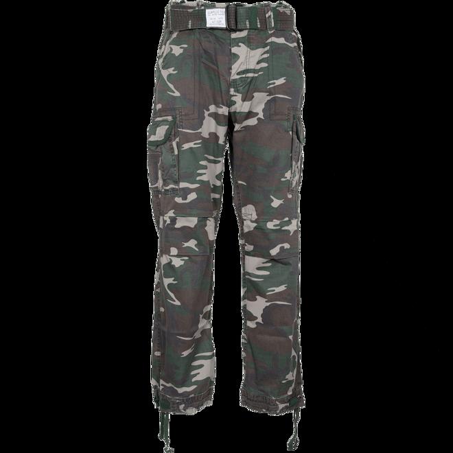 Surplus Kalhoty Premium Vintage woodland S