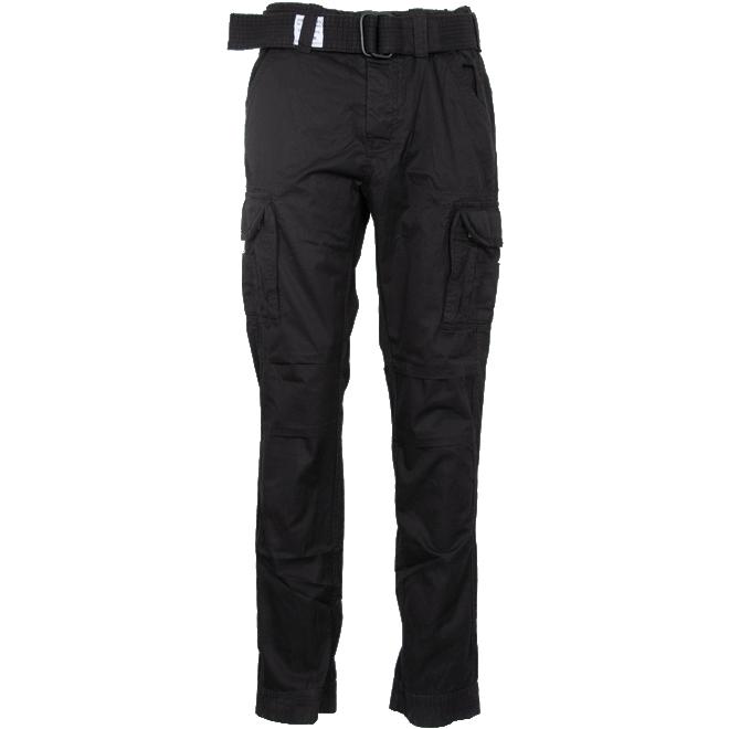 Surplus Kalhoty Premium Vintage černé 4XL