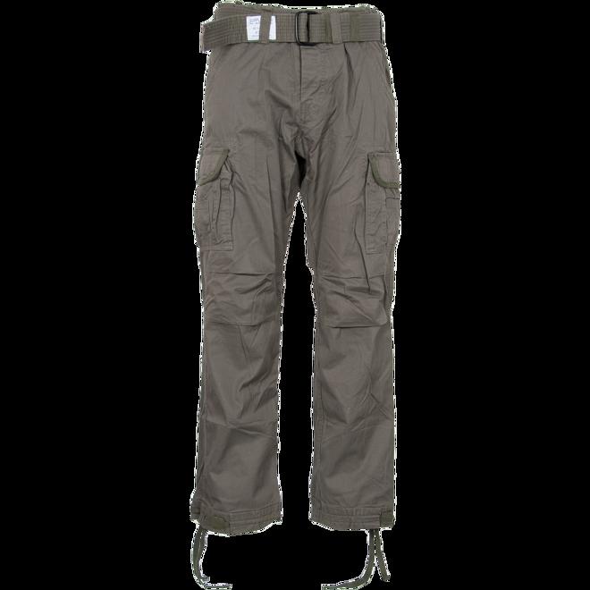 Surplus Kalhoty Premium Vintage olivové 4XL