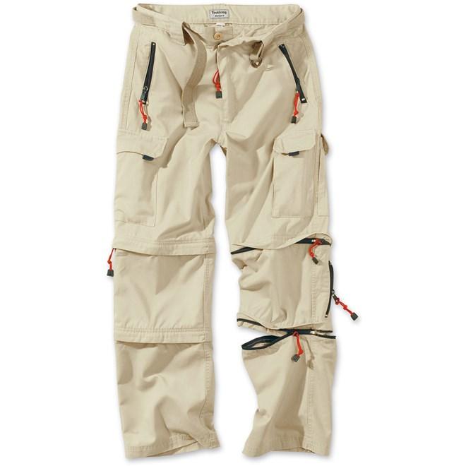 Surplus Kalhoty Trekking béžové XL