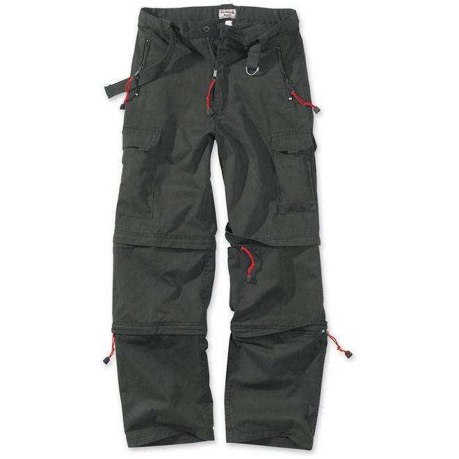 Surplus Kalhoty Trekking černé XL