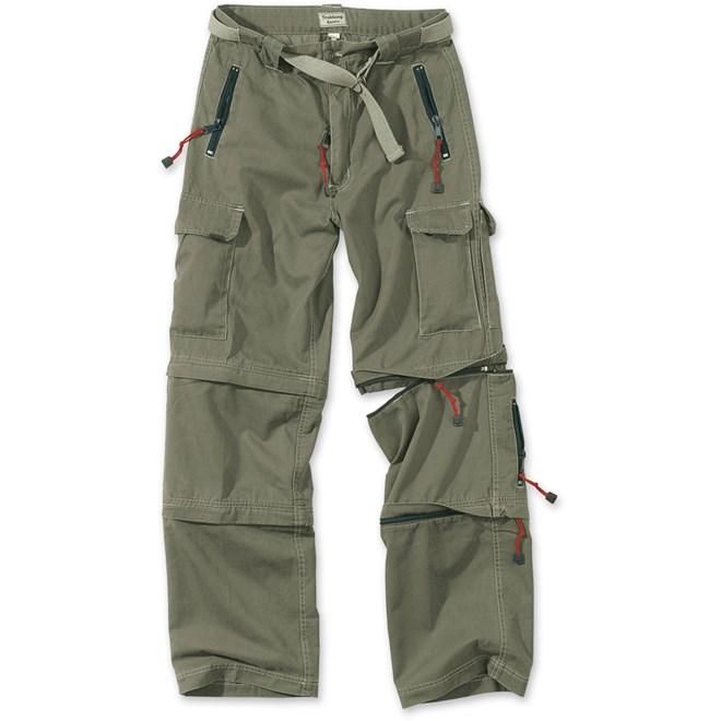 Surplus Kalhoty Trekking olivové XL