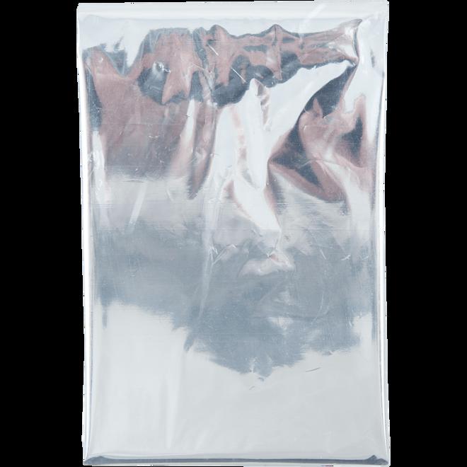 Fólie izotermická SURVIVAL BLANKET stříbrná
