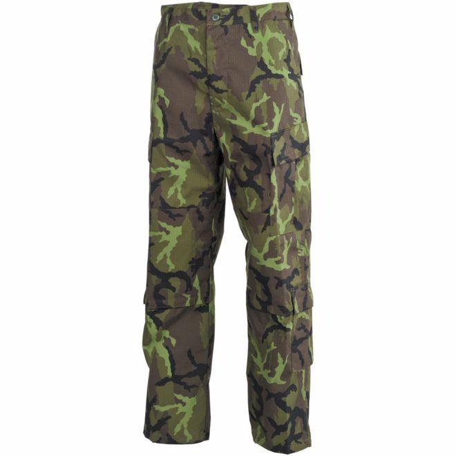 Levně Kalhoty ACU vz. 95 zelený S