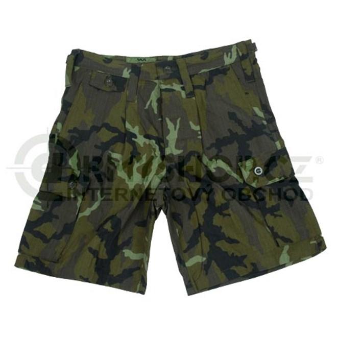 Kalhoty vz. 95 krátké-RipStop vz. 95 zelený 4-46 [74-78]
