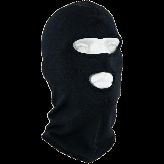 Kukla policejní P8 oči/ústa/síťka černá
