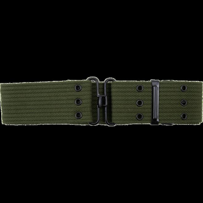 Opasek US Pistol Belt BA zelený