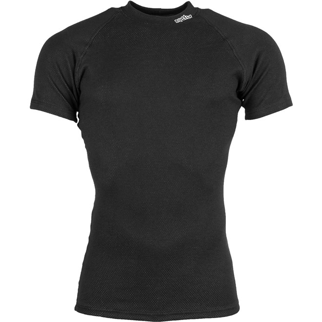 Prádlo Termo Duo - triko krátký rukáv černé XXL