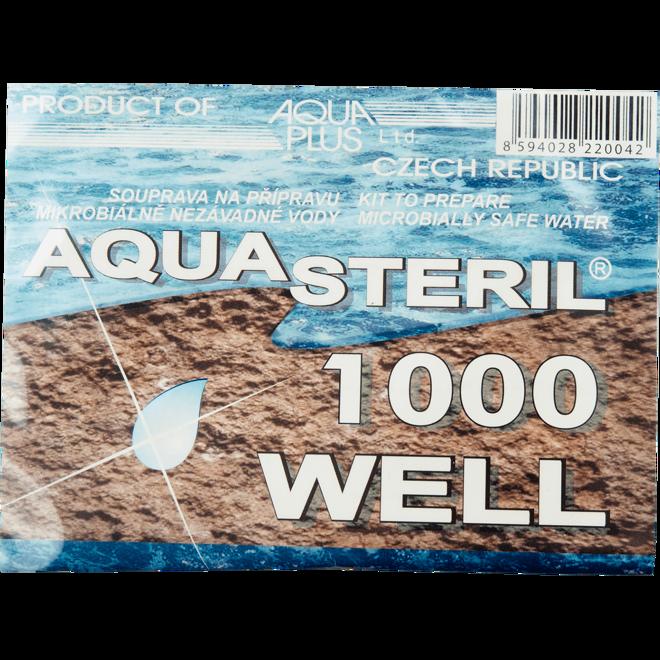 Aqua Plus Souprava na dezinfekci vody AQUASTERIL Well