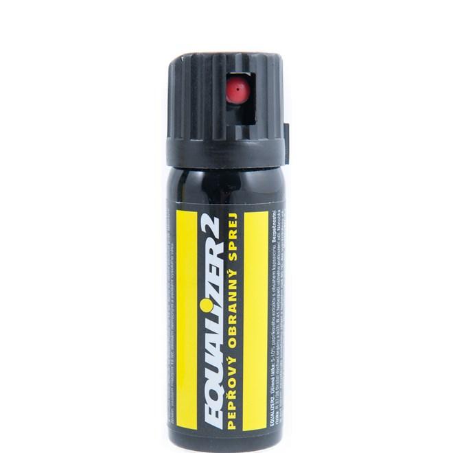 Sprej obranný pepřový EQUALIZER2 50 ml