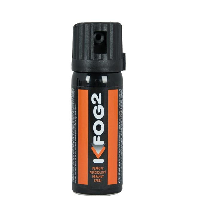 Sprej obranný pepřový K FOG2 50 ml