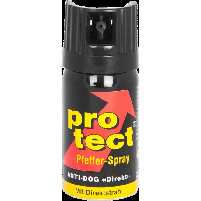 Sprej obranný pepřový PROTECT Anti-dog DIREKT 40 ml