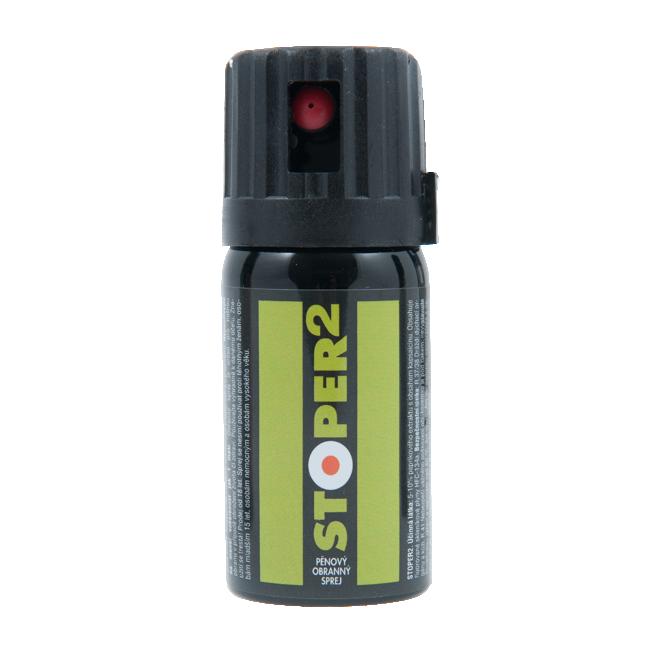 Sprej obranný pepřový STOPER2 40 ml