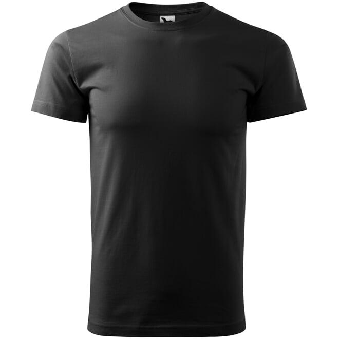 Levně Tričko SECURITY 190 g černé M