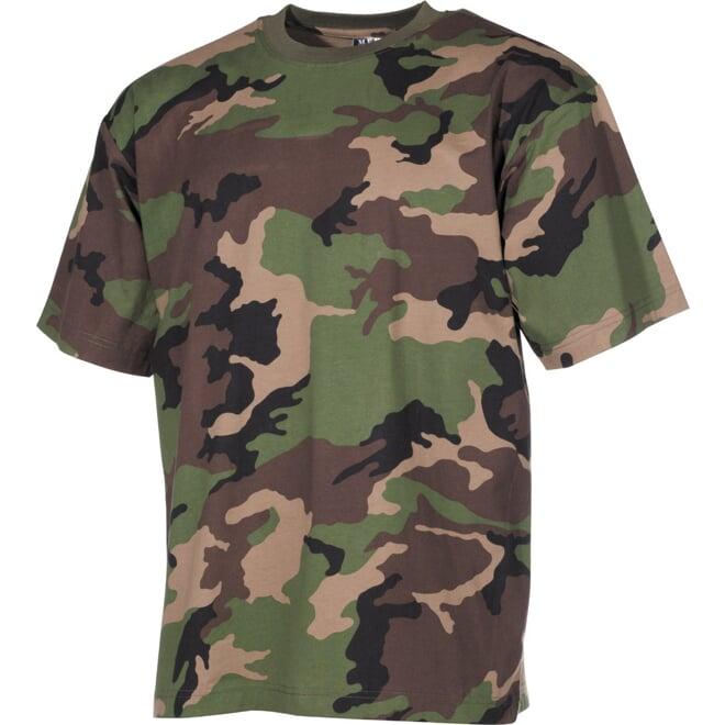Tričko US T-Shirt vz. 97 zelené XXL