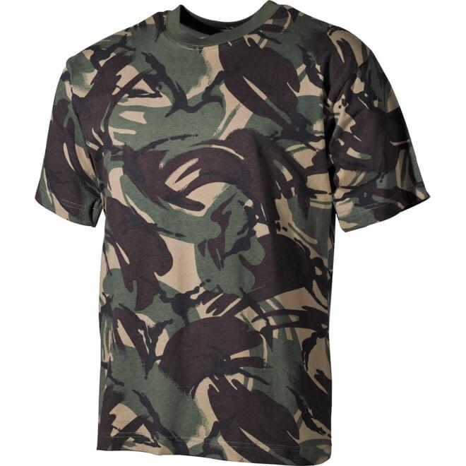 Levně Tričko US T-Shirt DPM XXL