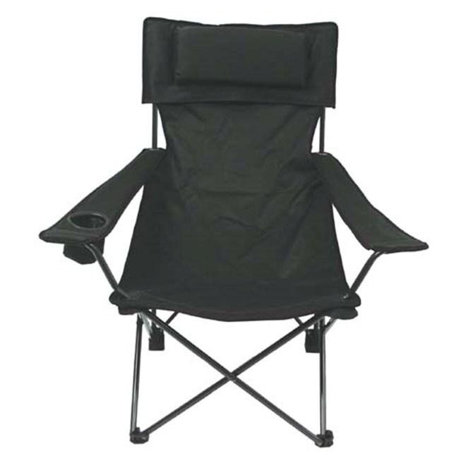 Židle skládací campingová De Lux zelená