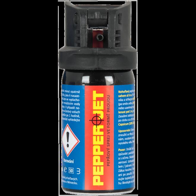 Sprej obranný pepřový PEPPER JET OC 40 ml
