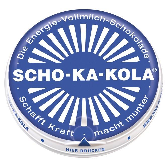 Čokoláda Scho-Ka-Kola - mléčná