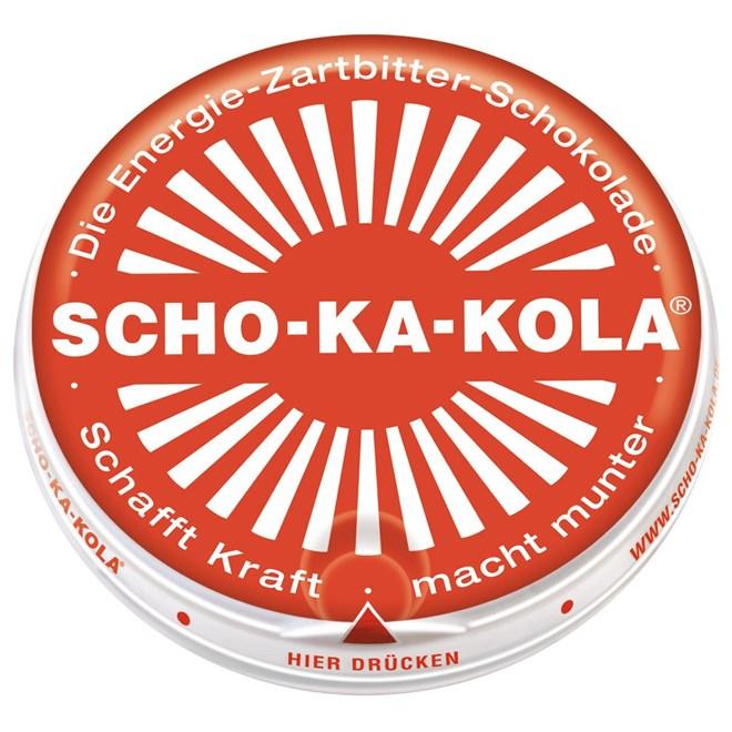 Čokoláda Scho-Ka-Kola - hořká