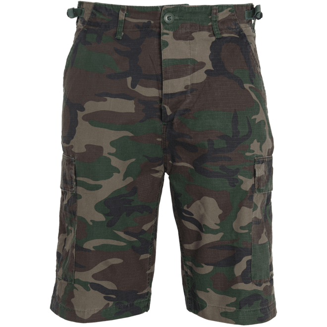 Brandit Kalhoty krátké BDU Ripstop Shorts woodland XL