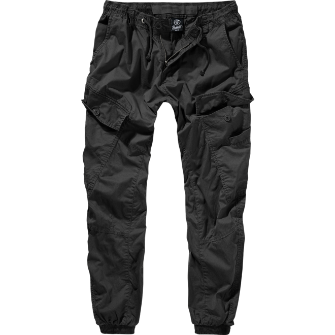 Brandit Kalhoty Ray Vintage Trouser černá XL