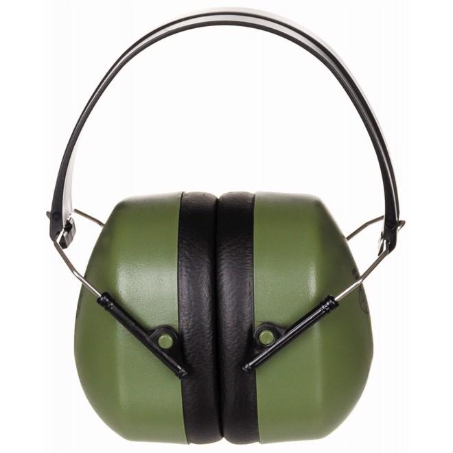 Chrániče sluchu sluchátkové olivová