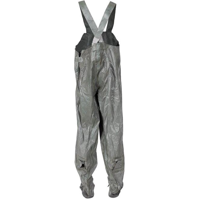 Kalhoty ochranné NBC polské šedé 01