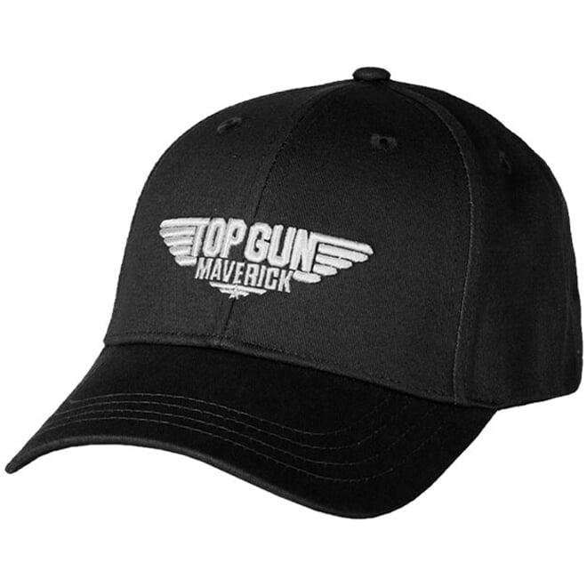 Čepice Baseball Cap Top Gun černá