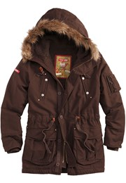 Bunda Trooper Supreme Parka