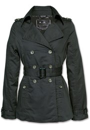 Kabát Ladies Luxury Coat