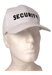 Čepice Baseball Cap SECURITY