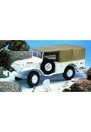 Model 1:24: Dodge WC-52 Arctic