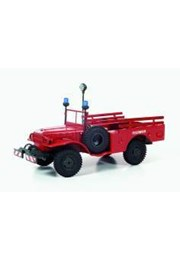 Model 1:24: Dodge WC-52 Feuerw