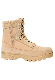 Boty Tactical Boot ZIPPER