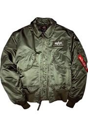 Bundy zateplené - Zimní armádní bombery letecké bundy vojenské army ... 637328dd384