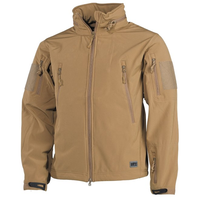 Bunda Softshell Scorpion
