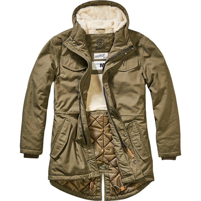 Bunda Marsh Lake Parka