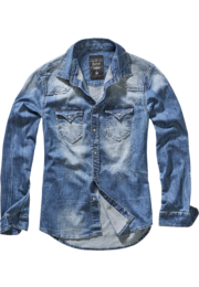 Košile Riley Denim Shirt
