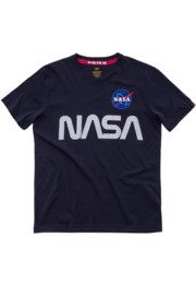 Tričko Alpha NASA Reflective T