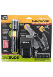TRUE UTILITY Handyone/Tac Slyd